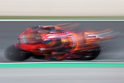 May 23, 2018 - Barcelona, Spain - Bradley Smith (KTM) during the Moto GP test in the Barcelona Catalunya Circuit, on 23th May 2018 in Barcelona, Spain. (Credit Image: © Joan Valls/NurPhoto via ZUMA Press)
