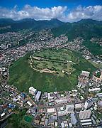 Natioanl Memorial Cemetary of the Pacific, Honolulu, Hawaii, USA<br />