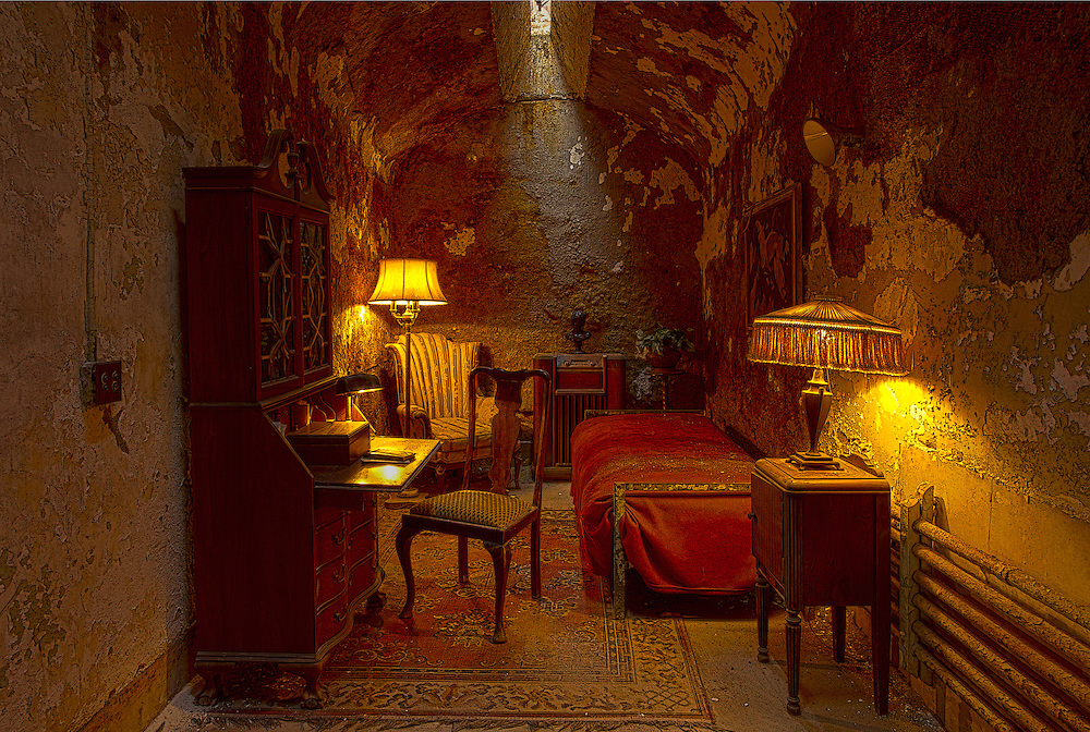 Al Capon's Cell, Eastern State Penitentiary