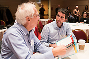 Wisconsin Alumni Research Foundation Innovation Day at Monona Terrace in Madison, Wisconsin, Tuesday, Nov. 5, 2019.