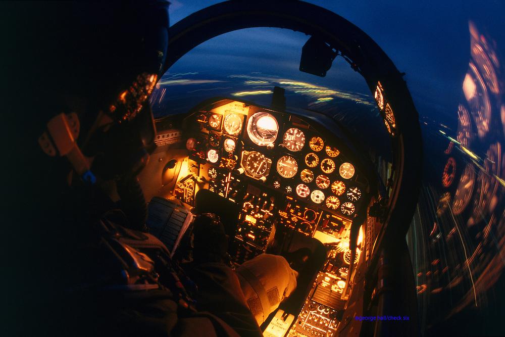 T-38 U2 Trainer cockpit