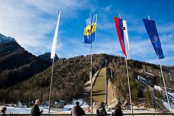 New Nordic centre Planica, on December 11, 2015 in Planica, Slovenia. Photo by Vid Ponikvar / Sportida