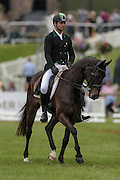 LISSY MAC WAYER ridden by Marcio C Jorge (Brazil) at Bramham International Horse Trials 2016 at Bramham Park, Bramham, United Kingdom on 10 June 2016. Photo by Mark P Doherty.