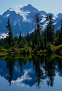 Mount Shuksan, NW Washington Cascade Mountains