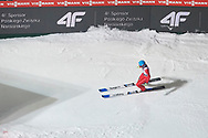 Poland, Wisla Malinka - 2017 November 18: Denis Kornilov from Russia competes during FIS Ski Jumping World Cup Wisla 2017/2018 - Day 1 at jumping hill of Adam Malysz on November 18, 2017 in Wisla Malinka, Poland.<br /> <br /> Mandatory credit:<br /> Photo by © Adam Nurkiewicz<br /> <br /> Adam Nurkiewicz declares that he has no rights to the image of people at the photographs of his authorship.<br /> <br /> Picture also available in RAW (NEF) or TIFF format on special request.<br /> <br /> Any editorial, commercial or promotional use requires written permission from the author of image.