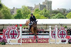Will David, GER, Crispo<br /> CSI5* Jumping<br /> Royal Windsor Horse Show<br /> © Hippo Foto - Jon Stroud