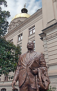 ML King Statue Atlanta