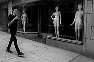 Madison Avenue, New York City.