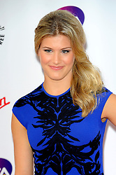 Wimbledon Party<br /> Eugenie Bouchard attends the annual pre-Wimbledon party at Kensington Roof Gardens,<br /> London, United Kingdom<br /> Thursday, 20th June 2013<br /> Picture by Chris  Joseph / i-Images
