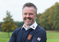EEMNES -  COACH PHIL ALLEN. Selectie Jong Oranje Golf NGF. Copyright Koen Suyk