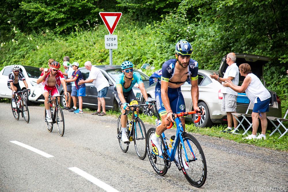 104th Tour de France 2017 / Stage 8 - Dole › Station des Rousses (187.5k) / Photo: Tornanti.cc