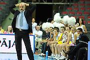 DESCRIZIONE : Riga Latvia Lettonia Eurobasket Women 2009 Semifinal 5th-8th Place Italia Lettonia Italy Latvia<br /> GIOCATORE : Giampiero Ticchi<br /> SQUADRA : Italia Italy<br /> EVENTO : Eurobasket Women 2009 Campionati Europei Donne 2009 <br /> GARA : Italia Lettonia Italy Latvia<br /> DATA : 19/06/2009 <br /> CATEGORIA : ritratto<br /> SPORT : Pallacanestro <br /> AUTORE : Agenzia Ciamillo-Castoria/M.Marchi<br /> Galleria : Eurobasket Women 2009 <br /> Fotonotizia : Riga Latvia Lettonia Eurobasket Women 2009 Semifinal 5th-8th Place Italia Lettonia Italy Latvia<br /> Predefinita :