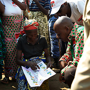 Supporters of Burundi's ruling party CNDD-FDD (National Council for the Defence of Democracy - Forces for the Defence of Democracy) attend a rally in Rubiza. Burundi's ruling party said on June 23 it had boycotted the restart of UN-led talks hoped to broker peace between rival parties following weeks of violence and ahead of elections on June 29. The troubled central African nation has been in crisis since late April over President Pierre Nkurunziza's controversial bid to stand for a third consecutive five-year term.