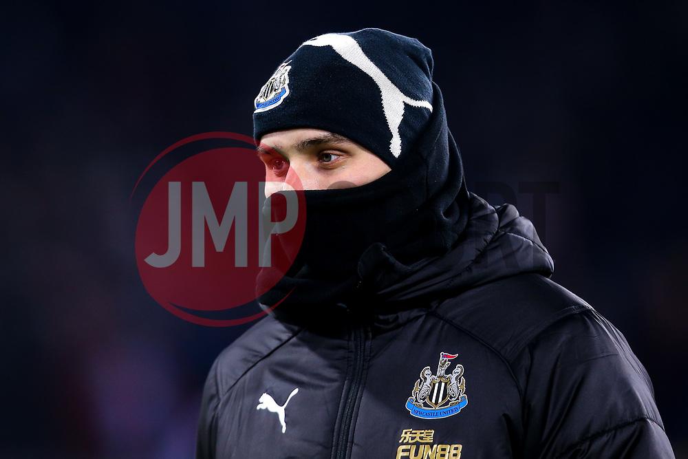 Jonjo Shelvey of Newcastle United - Mandatory by-line: Robbie Stephenson/JMP - 26/11/2018 - FOOTBALL - Turf Moor - Burnley, England - Burnley v Newcastle United - Premier League