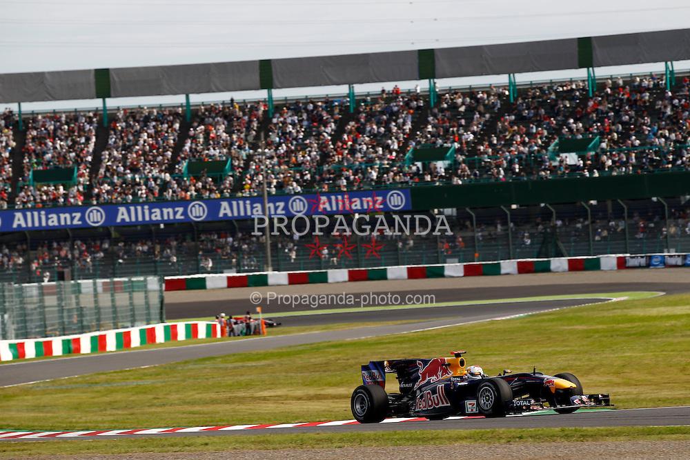 Motorsports / Formula 1: World Championship 2010, GP of Japan, 05 Sebastian Vettel (GER, Red Bull Racing),