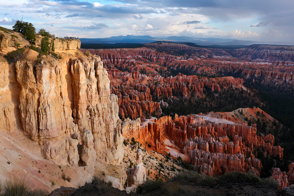 Mirador del Bryce Point, Bryce Canyon, Utah (Estados Unidos)