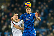Leicester City v Burnley