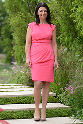 © Licensed to London News Pictures. 02/07/2012. East Molesey, UK Dr Dawn harper  from Channel Four Embarrassing bodies TV programme. The RHS Hampton Court Palace Flower Show 2012. The show runs 3-8 July, 2012. Photo credit : Stephen Simpson/LNP