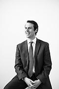 BIRMINGHAM, AL – MAY 6, 2019: Patrick Werner, Director of Operations at Rockbridge Advisors Group.