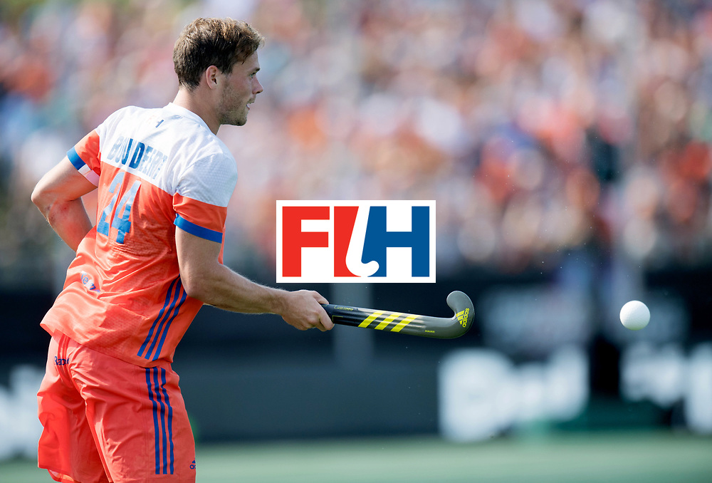 BREDA - Rabobank Hockey Champions Trophy<br /> The Netherlands - India<br /> Photo: Roel Bovendeert.<br /> COPYRIGHT WORLDSPORTPICS FRANK UIJLENBROEK