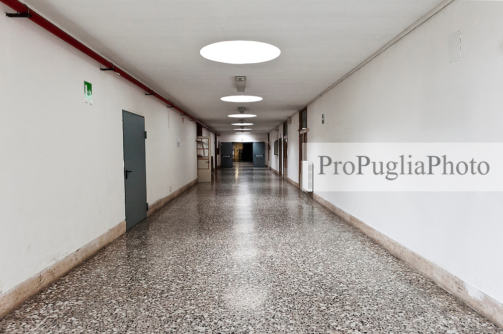"""Istituto Tecnico Industriale Statale """"G. Giorgi"""" - Brindisi in via Amalfi 6, quartiere Casale. Nella zona è presente la maggioranza degli istituti superiori della città e una sede universitaria."""