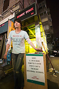 Hongdae. No access for G.I.s in Honky Tonk.