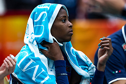 20-10-2018 JPN: Final World Championship Volleyball Women day 21, Yokohama<br /> Serbia - Italy 3-2 / Miryam Fatime Sylla #17 of Italy