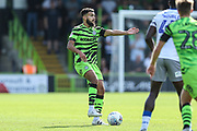 Forest Green Rovers Dominic Bernard(3) during the EFL Sky Bet League 2 match between Forest Green Rovers and Colchester United at the New Lawn, Forest Green, United Kingdom on 14 September 2019.