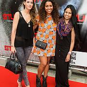 NLD/Almere/20140609 - Premiere Stuk de film, Lauretta Gerards en ......