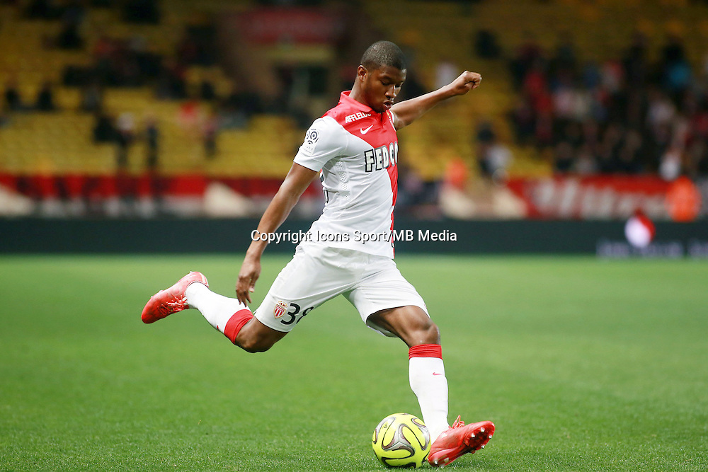 TOURE Almamy - 13.03.2015 -   Monaco / Bastia -  29eme journee de Ligue 1 <br />