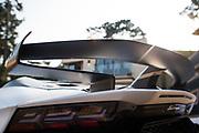 August 22-26, 2018. Monterey Car Week. Lamborghini SVJ Special Edition unveil.