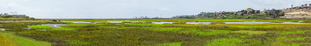 San Elijo Lagoon Ecological Reserve Panorama