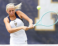 FIU Tennis Vs. Fresno State Senior Day 2012