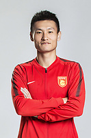 **EXCLUSIVE**Portrait of Chinese soccer player Song Wenjie of Hebei China Fortune F.C. for the 2018 Chinese Football Association Super League, in Marbella, Spain, 26 January 2018.