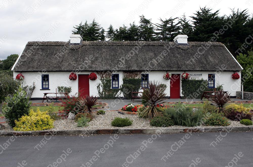 17/08/06<br />Bunratty Village, Co. Clare.<br />Picture: Don Moloney / Press 22