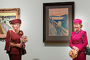 Princess Beatrix of the Netherlands and Her Majesty Queen Sonja of Norway opened Wednesday September