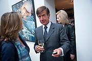 JOHN STODDART, HELMUT NEWTON EXHIBITION, Hamiltons,  London. 12 May 2009