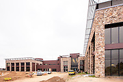 Construction Images of the Joint Armed Forces Reserve Center ing Delaware by Jeffre Sauers of Commercial Photographics