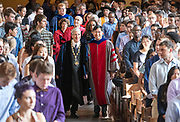 Photography &copy;Mara Lavitt<br /> August 25, 2018<br /> <br /> Yale College Class of 2022 Opening Assembly in Woolsey Hall and reception on Cross Campus.