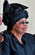 Prince Charles, Oprah Winfrey Attend Mandela Funeral