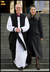 FEB 04 2013 The new Archbishop of Canterbury