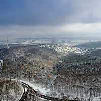 Stuttgart-Panorama