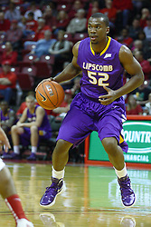 19 November 2011:  Malcolm Smith during an NCAA mens basketball game between the Lipscomb Bison and the Illinois State Redbirds in Redbird Arena, Normal IL
