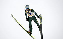 12.02.2013, Vogtland Arena, Kingenthal, GER, FIS Ski Sprung Weltcup, im Bild Michael HAYBOECK (AUT) // during the FIS Skijumping Worldcup at the Vogtland Arena, Kingenthal, Germany on 2013/02/12. EXPA Pictures © 2013, PhotoCredit: EXPA/ Eibner/ Bert Harzer..***** ATTENTION - OUT OF GER *****