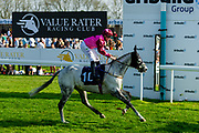 Rossetti ridden by Keran O'Neill and trained by Natalie Lloyd-Beavis  - Ryan Hiscott/JMP - 19/04/2019 - PR - Bath Racecourse- Bath, England - Race 6 - Good Friday Race Meeting at Bath Racecourse