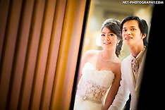 Bangkok Wedding Photography: Miracle Grand Convention Hotel