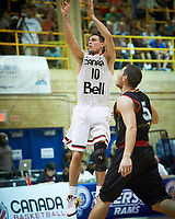 Andy Rautins Team Canada Basketball