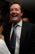 Piers Morgan. Piers Morgan celebrates the publication of 'The Insider' at Axis Restaurant and Bar. One Aldwych, WC2. ONE TIME USE ONLY - DO NOT ARCHIVE  © Copyright Photograph by Dafydd Jones 66 Stockwell Park Rd. London SW9 0DA Tel 020 7733 0108 www.dafjones.com