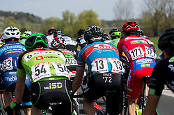Jure Golčer of Adria Mobil during International cycling race 3rd Adria Mobil Grand Prix, on April 2, 2017 in Novo mesto and neighbourhood, Slovenia. Photo by Vid Ponikvar / Sportida