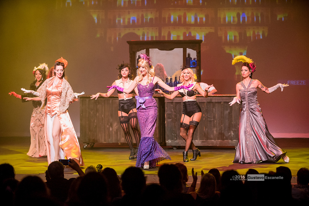 Producer Trixie Minx, best known for her burlesque shows, continues to push the creative boundaries of the traditional tease in this newest production. Inspired by New Orleans' own Tales of the Cocktail at the Orpheum Theater, New Orleans on Saturday, July 23, 2016.<br /> <br /> #TrixieMinx<br /> #CocktailCabaret<br /> #OrpheumTheaterNewOrleans<br /> #Cabaret<br /> #NOLAProducer Trixie Minx, best known for her burlesque shows, continues to push the creative boundaries of the traditional tease in this newest production. Inspired by New Orleans' own Tales of the Cocktail at the Orpheum Theater, New Orleans on Saturday, July 23, 2016.<br /> <br /> #TrixieMinx<br /> #CocktailCabaret<br /> #OrpheumTheaterNewOrleans<br /> #Cabaret<br /> #NOLA